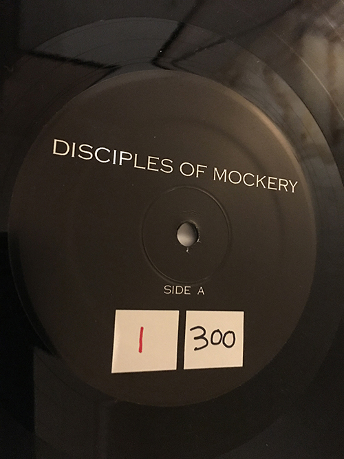 dom 1 of 300 LP center label 500