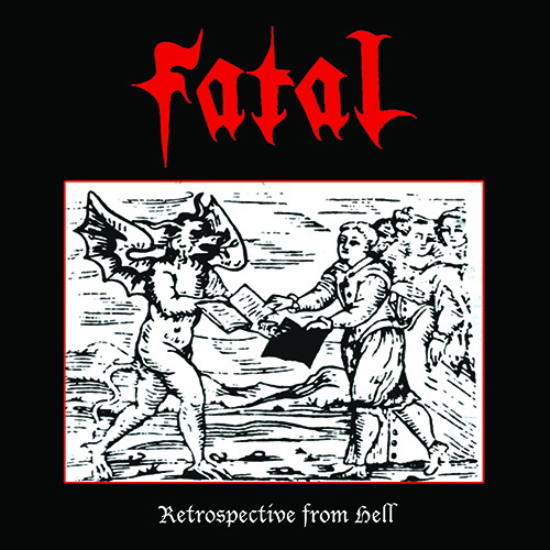 Fatal demos Cd reissue