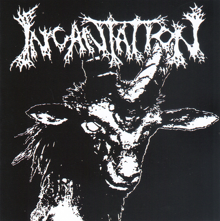 incantation unholy massacre cd